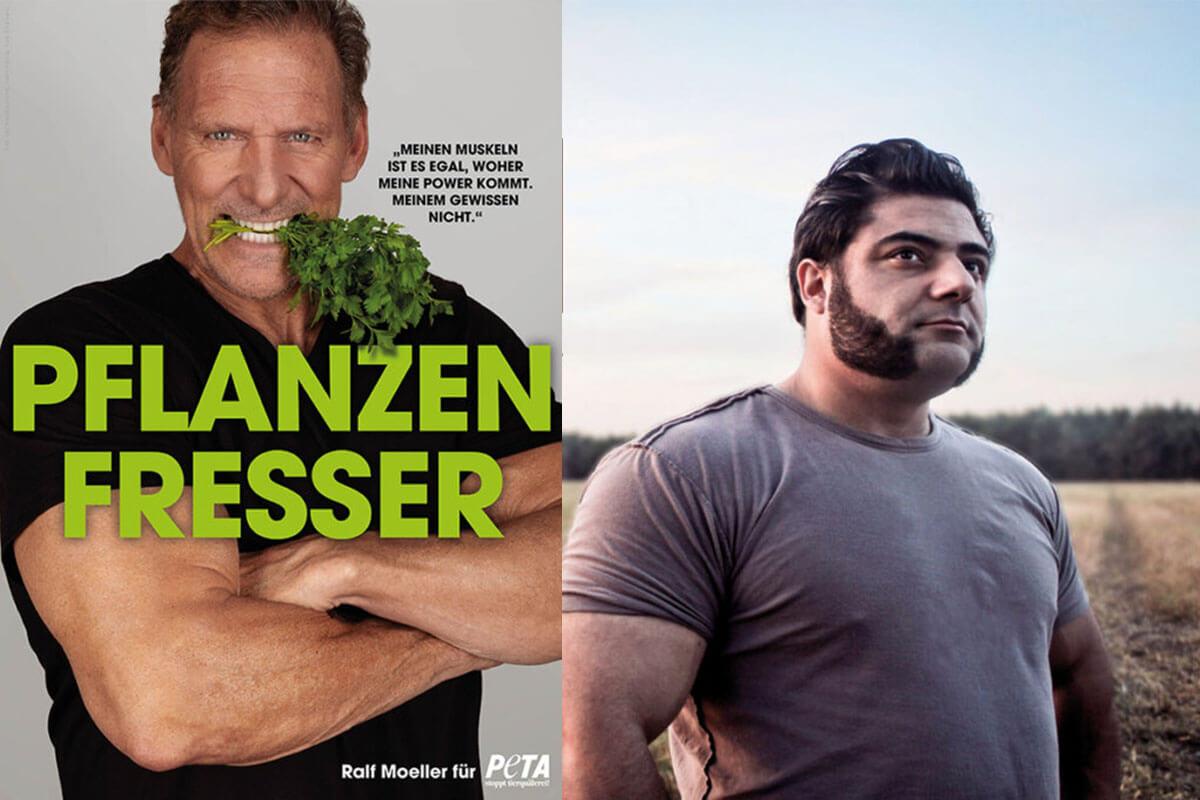 Vegane Bodybuilder: Diese 7 Profis ernähren sich vegan