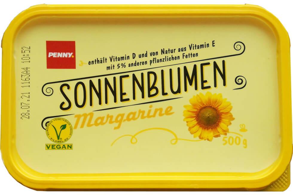 Penny Sonnemblumenmargarine