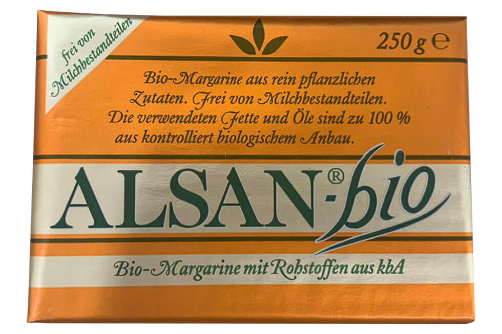 Alsan Bio Alnatura Margarine