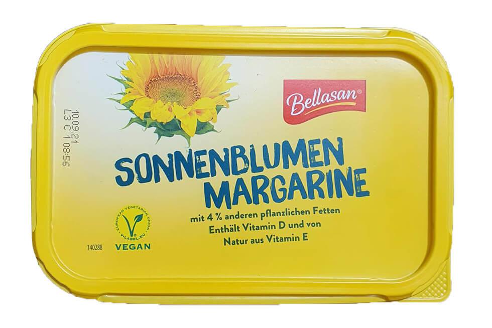 Bellasan Sonnenblumenmargarine