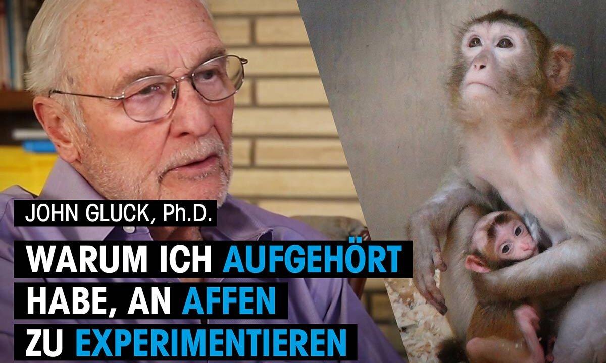 Thumbnail John Gluck gegen Tierversuche