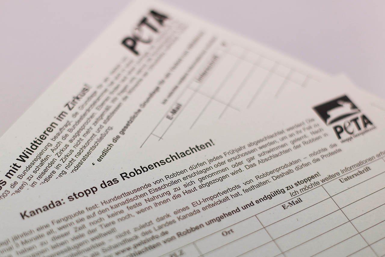 Warum Petitionen an Bundestag & Co. sinnvoll sind