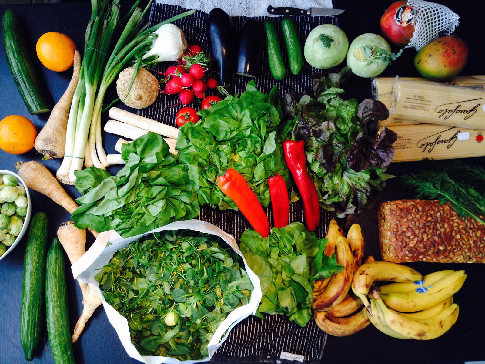 Veganuary: 8 Tipps zur Umstellung auf eine vegane Ernährung
