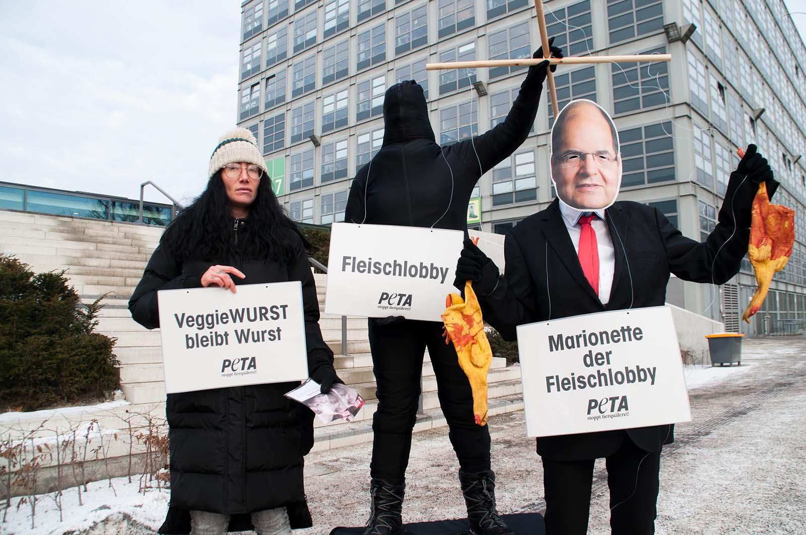 Bundesminister Christian Schmidt: Marionette der Agrarlobby