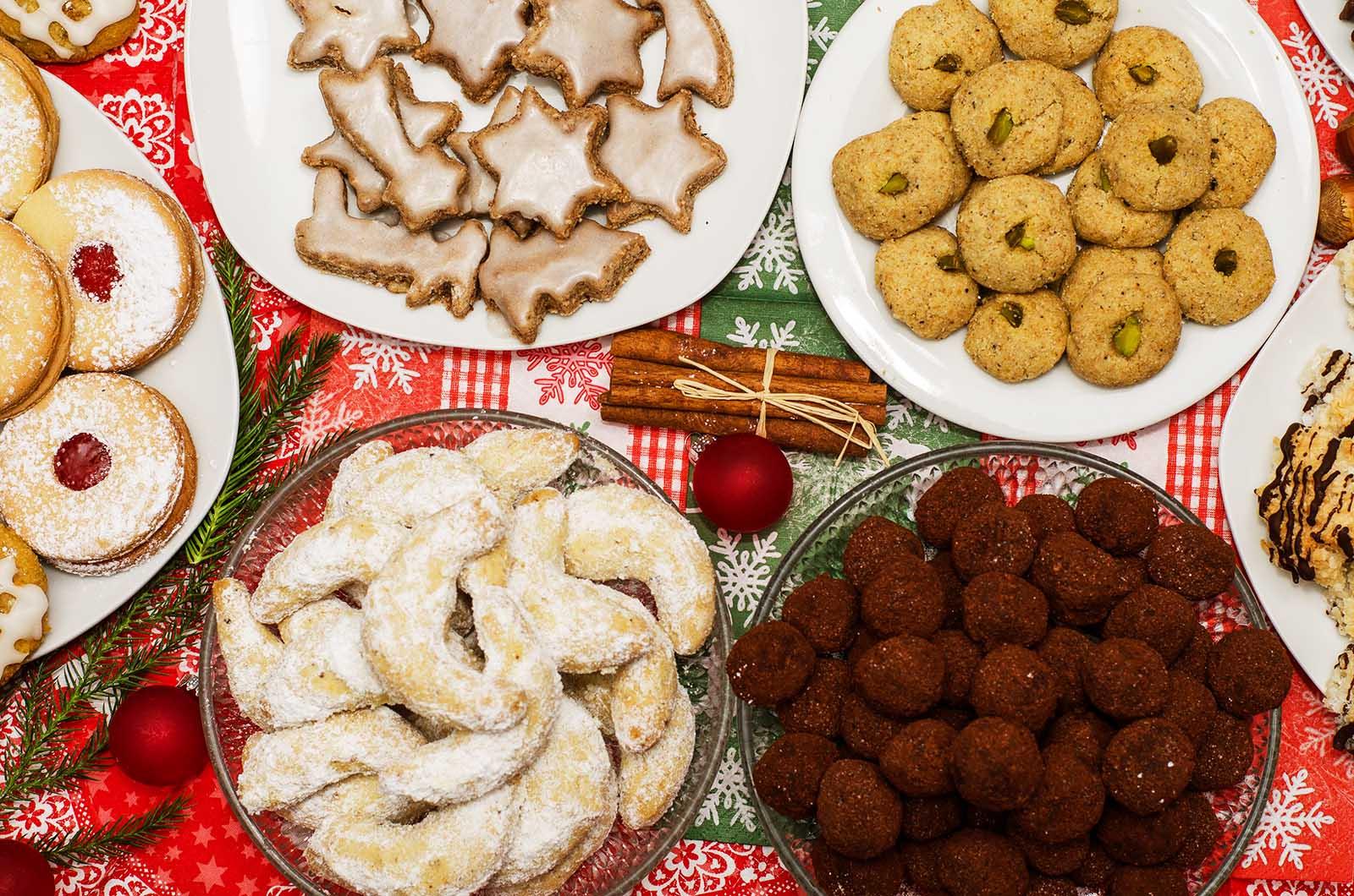 Vegane Weihnachtsplätzchen: Die 10 besten Rezepte