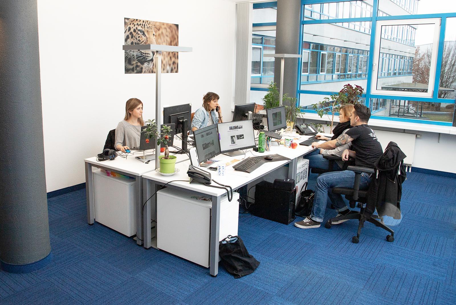 Assistenz der Teamleitung Kreation (m/w/d)