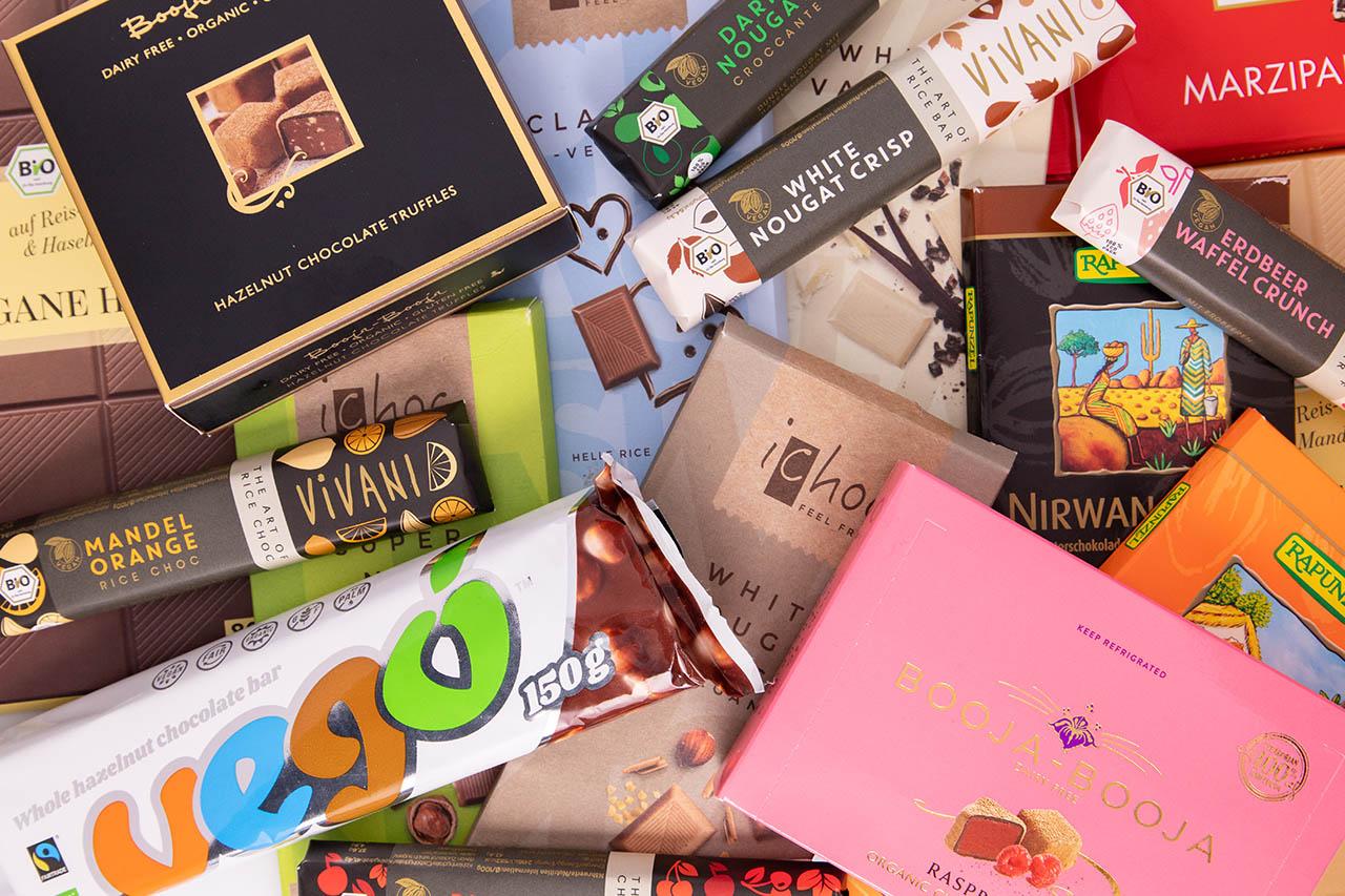 Vegane Schokolade: Die 10 besten und leckersten Sorten
