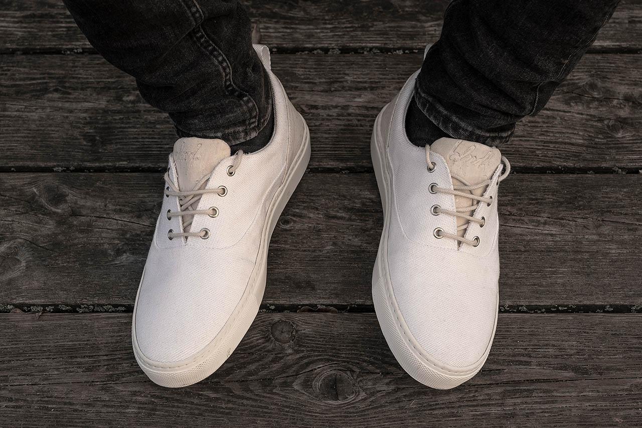 Veganer und nachhaltiger Schuh: Der neue ECO4 Sneaker