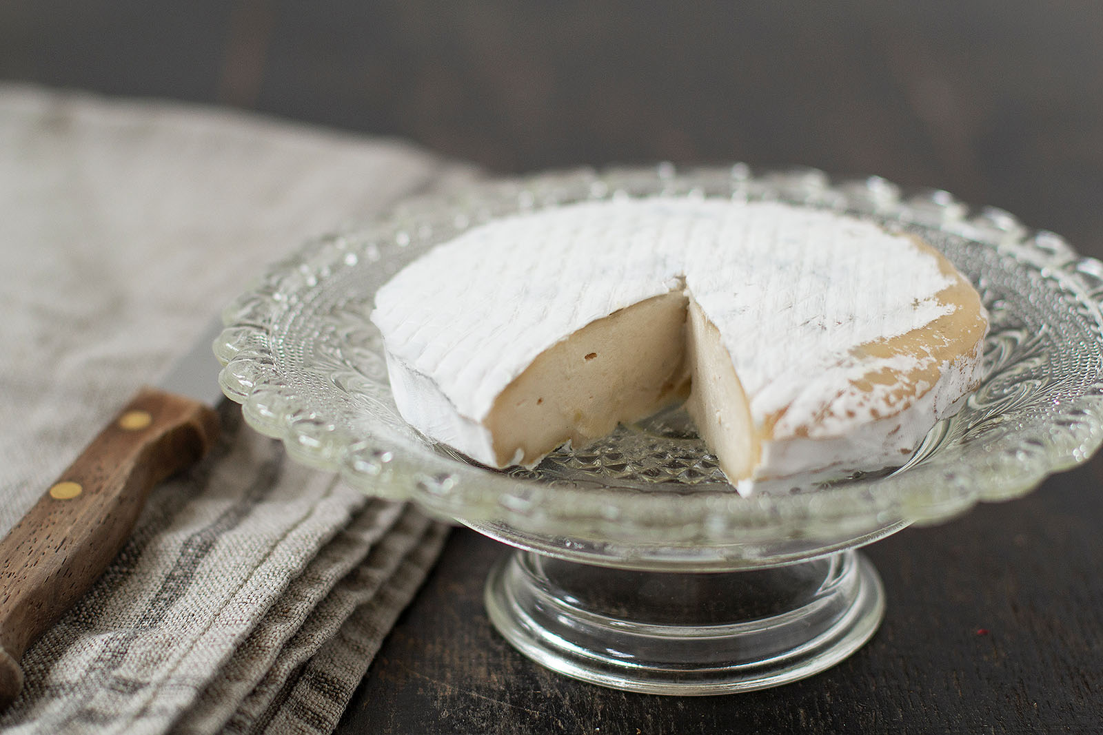 Veganer Camembert Schimmelkäse Rezept Video