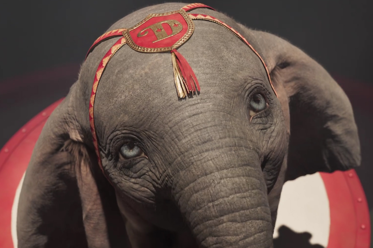 Für Realverfilmung von Dumbo wurden keine echten Elefanten gequält