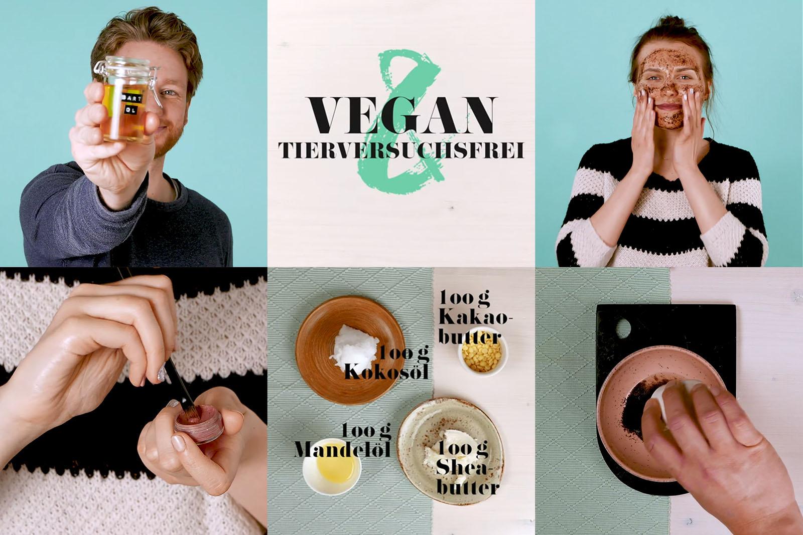 Zero Waste: So machen Sie Ihre vegane Kosmetik einfach selbst
