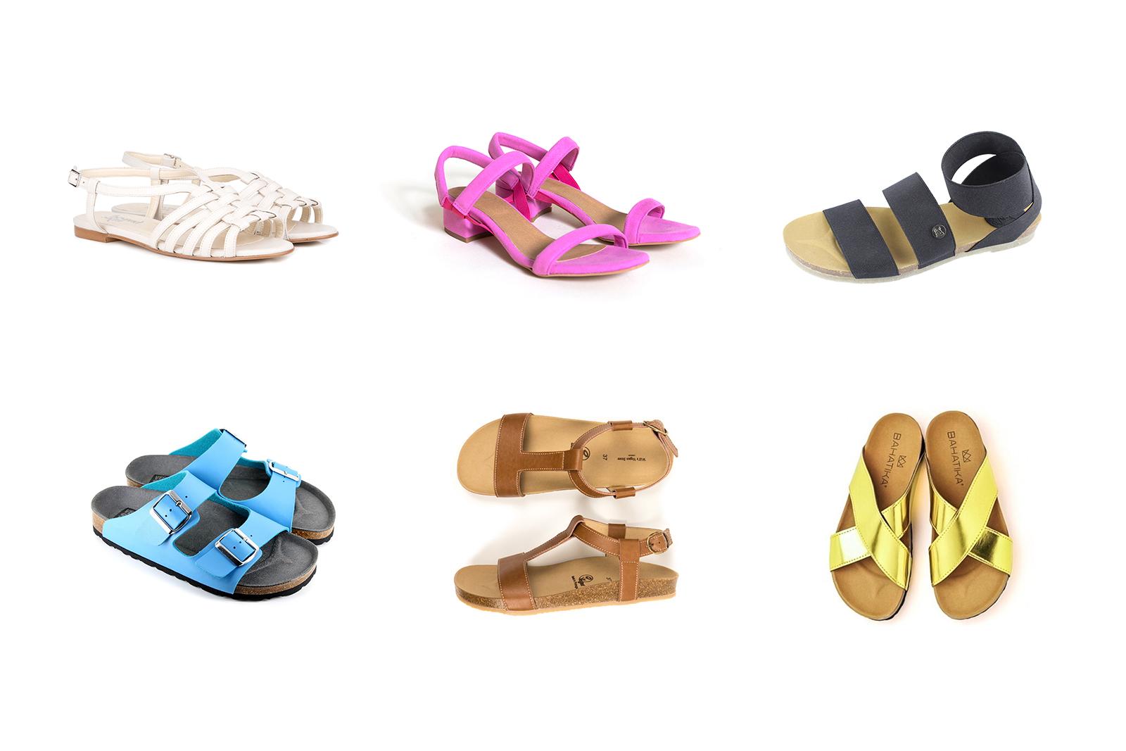 Vegane Sandalen: Das sind unsere Top 6 für diesen Sommer