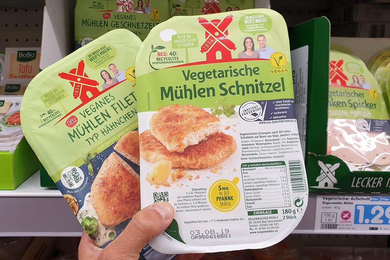 Rügenwalder Mühle: Wird der Fleischproduzent bald komplett vegan?