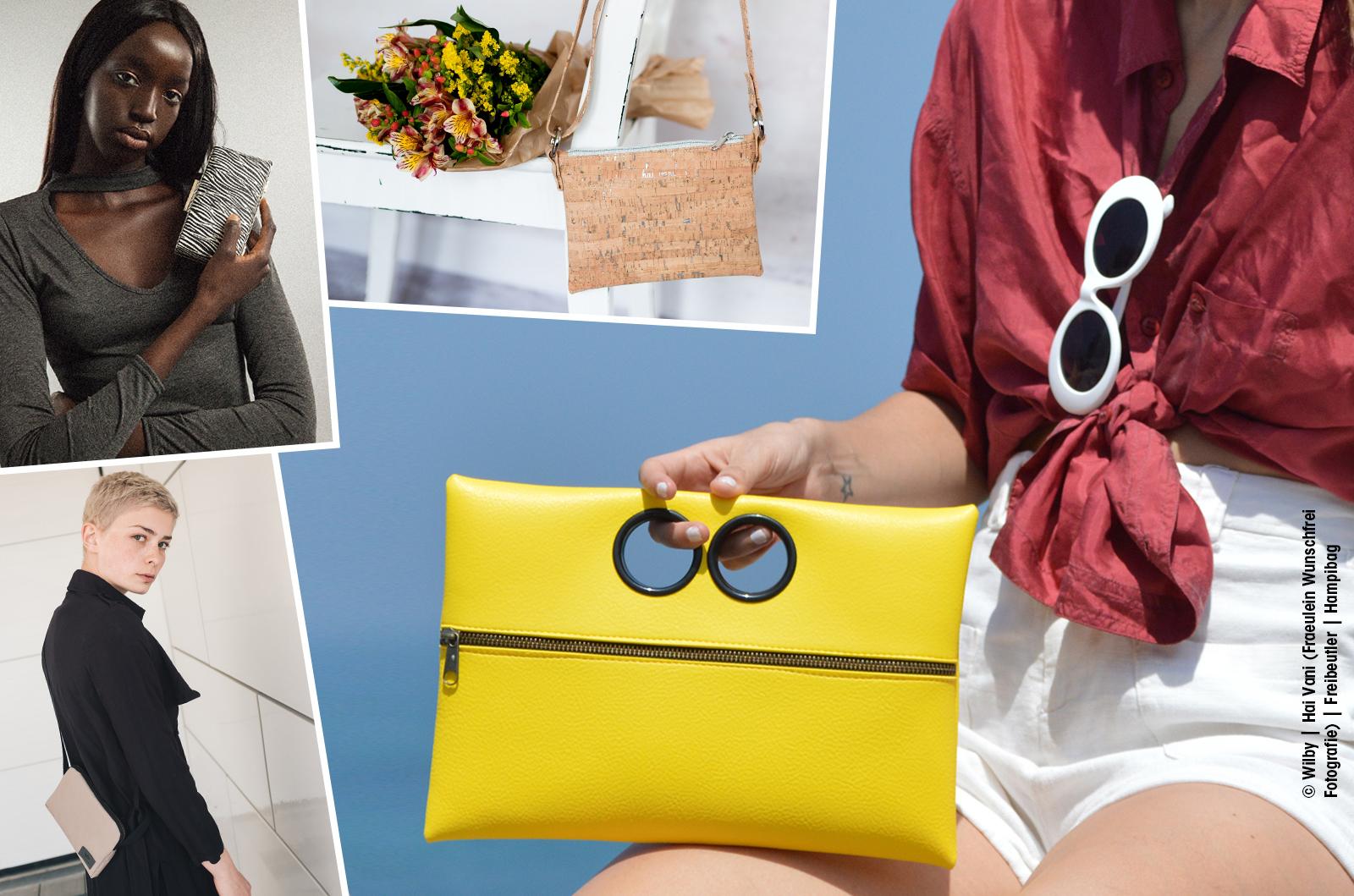 Hier kommen 12 vegane Handtaschen zum Verlieben
