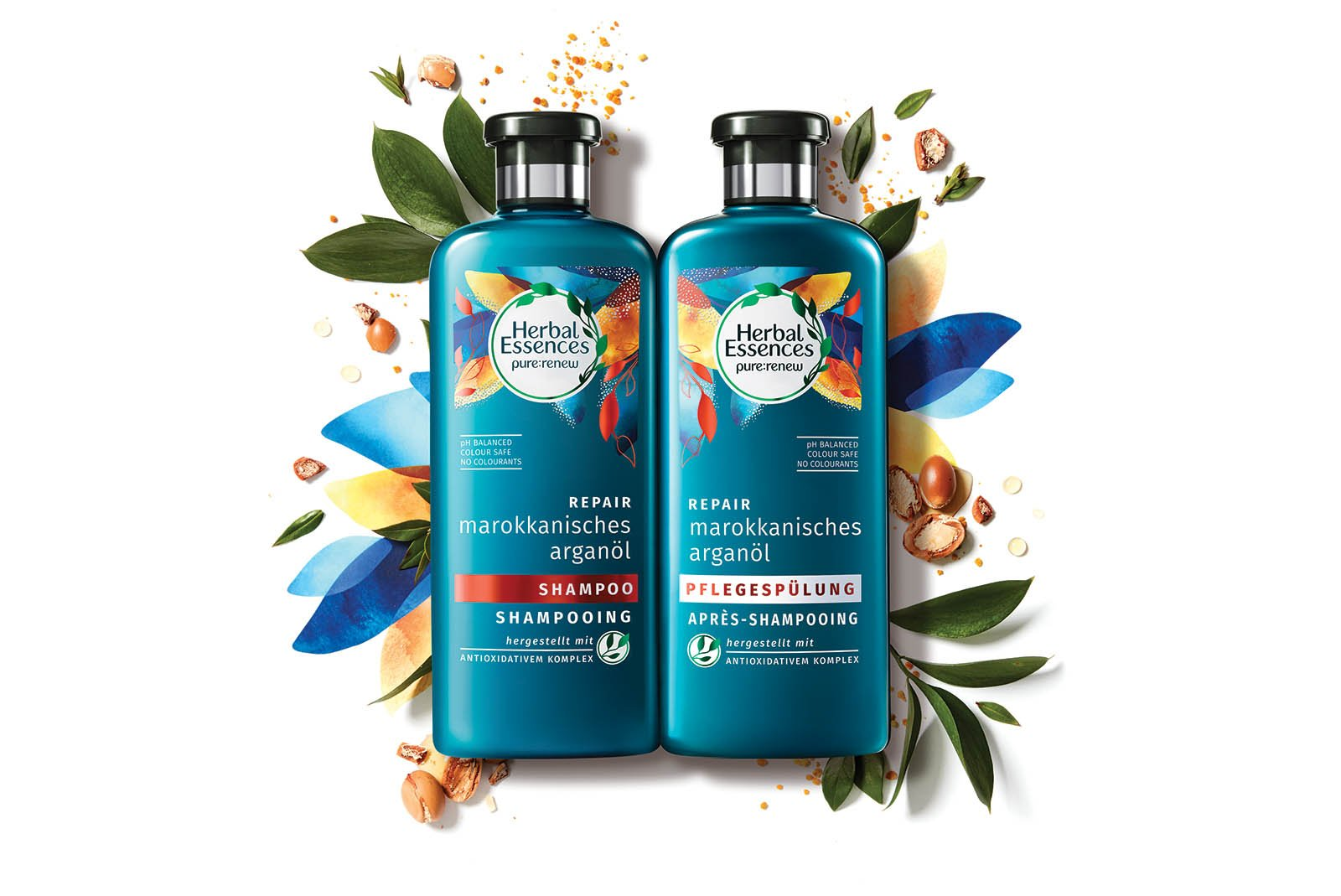 Herbal Essences pure renew