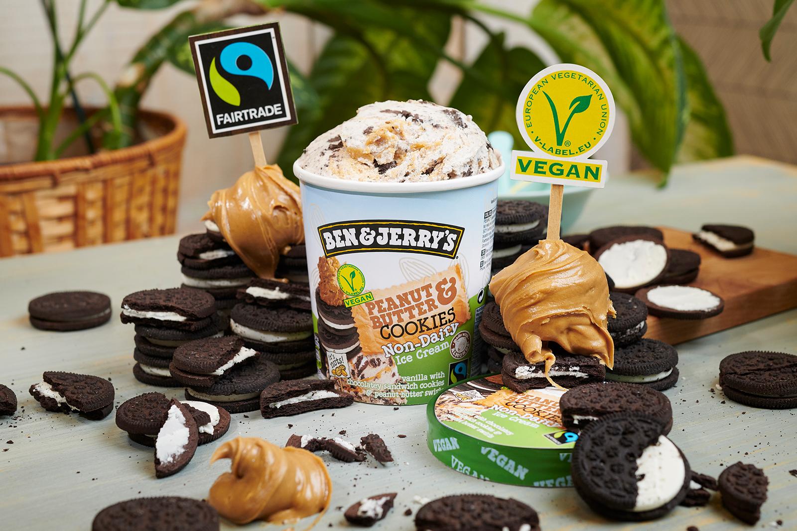 Veganes Eis: Diese 9 Sorten finden Sie im Supermarkt