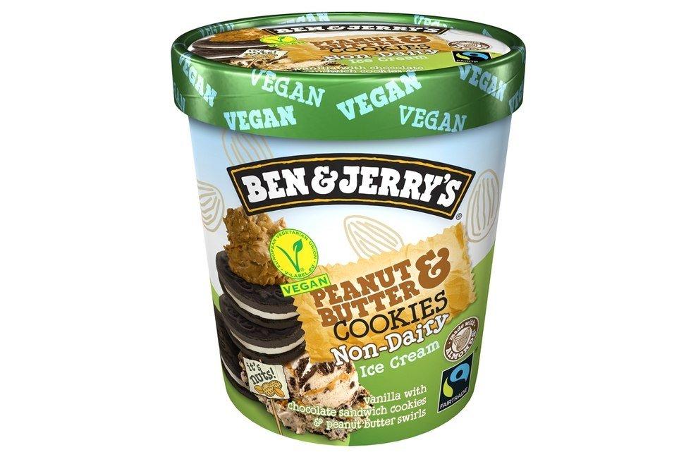 Ben & Jerry's veganes Eis