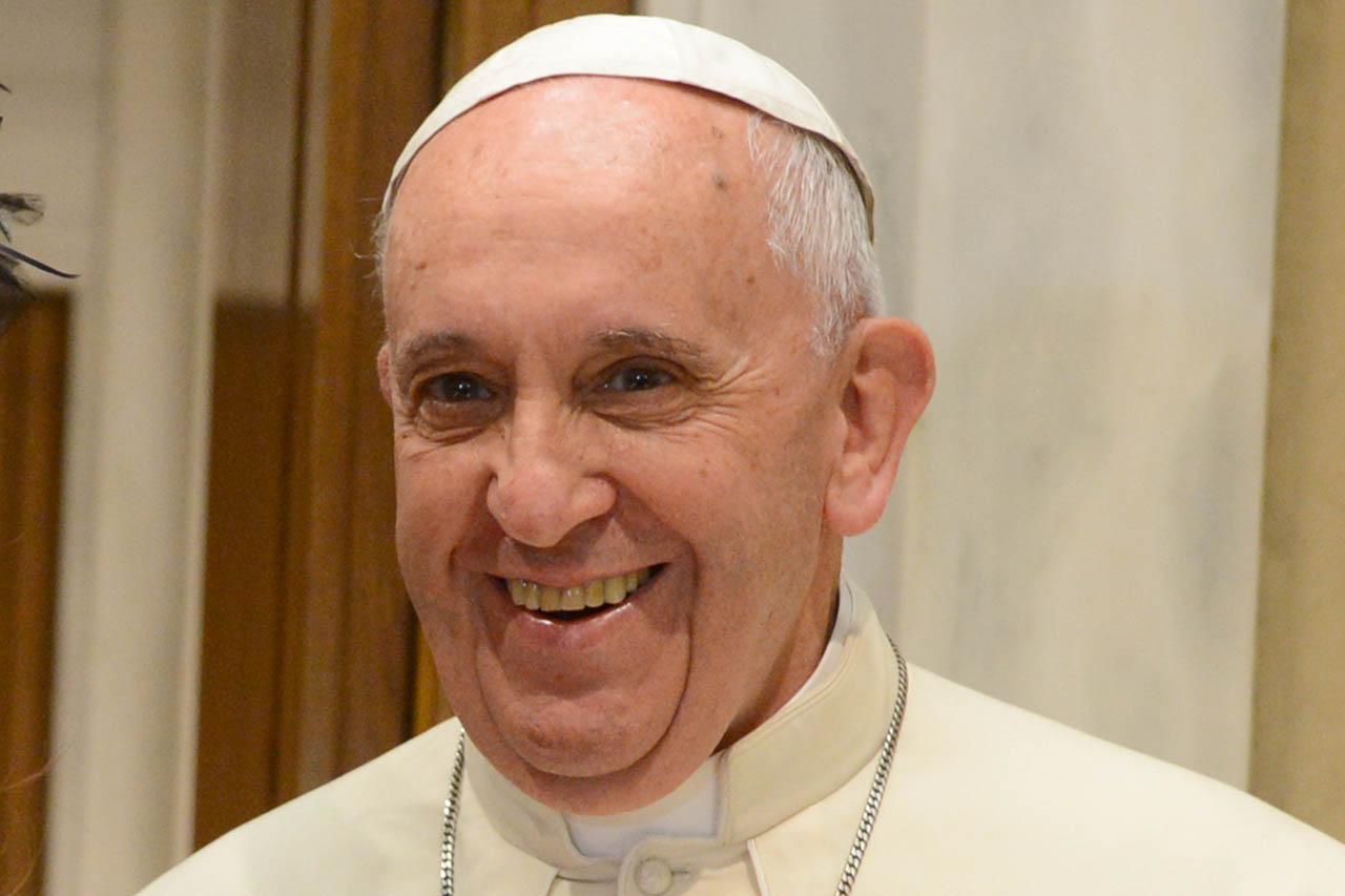 Wird Papst Franziskus für eine Million Dollar vegan?