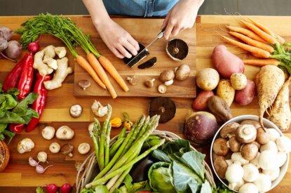 Vegane Rezepte: einfach, lecker und gesund!