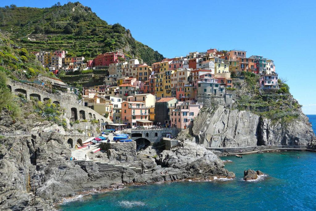 Italien Kueste