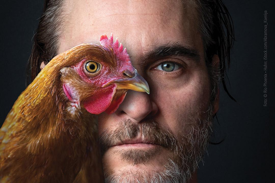 """Joaquin Phoenix gegen Speziesismus: """"Wir sind alle Tiere."""""""