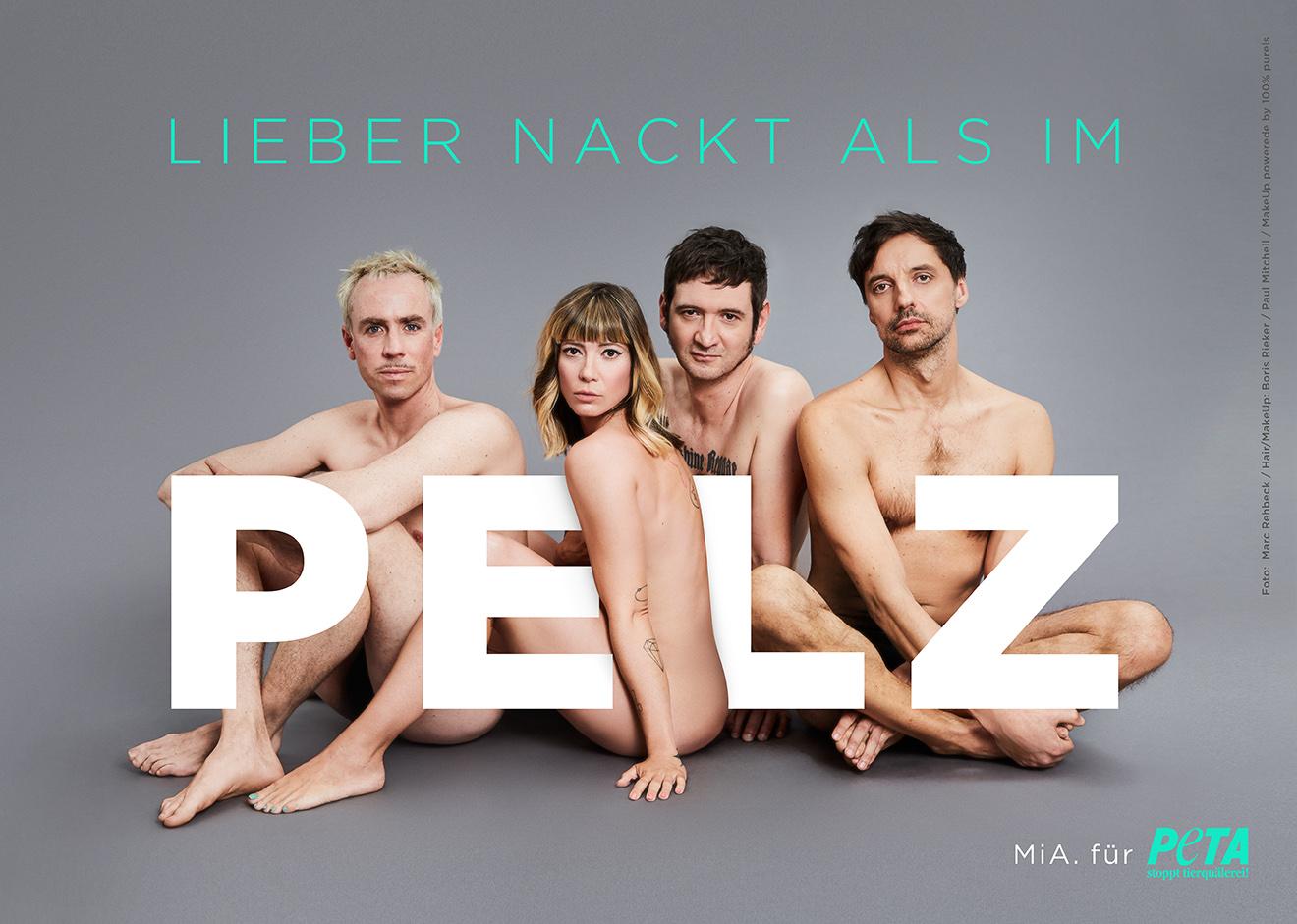 Nadja Auermann  nackt
