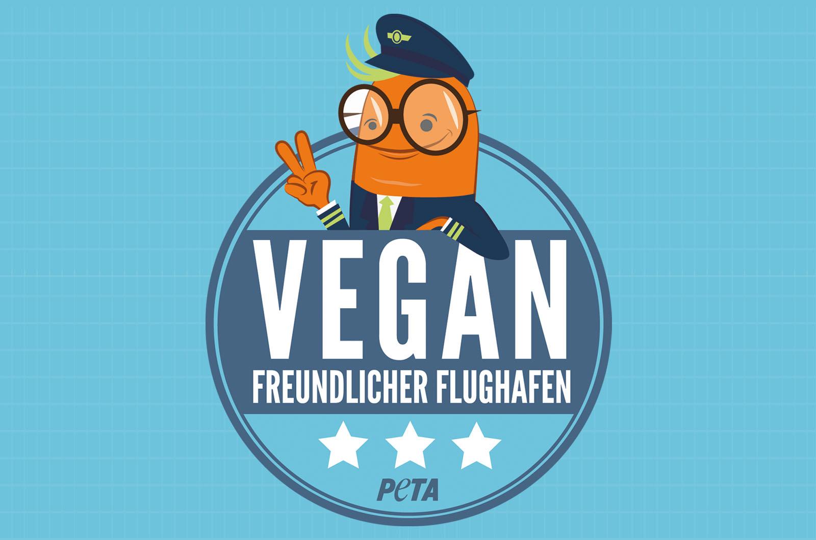 Das sind die vegan-freundlichsten Flughäfen 2018