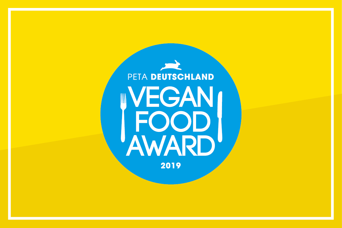Vegan Food Award 2019