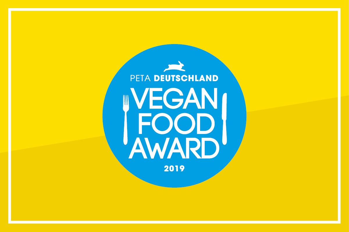 PETAs Vegan Food Award 2019: Das sind die Gewinner