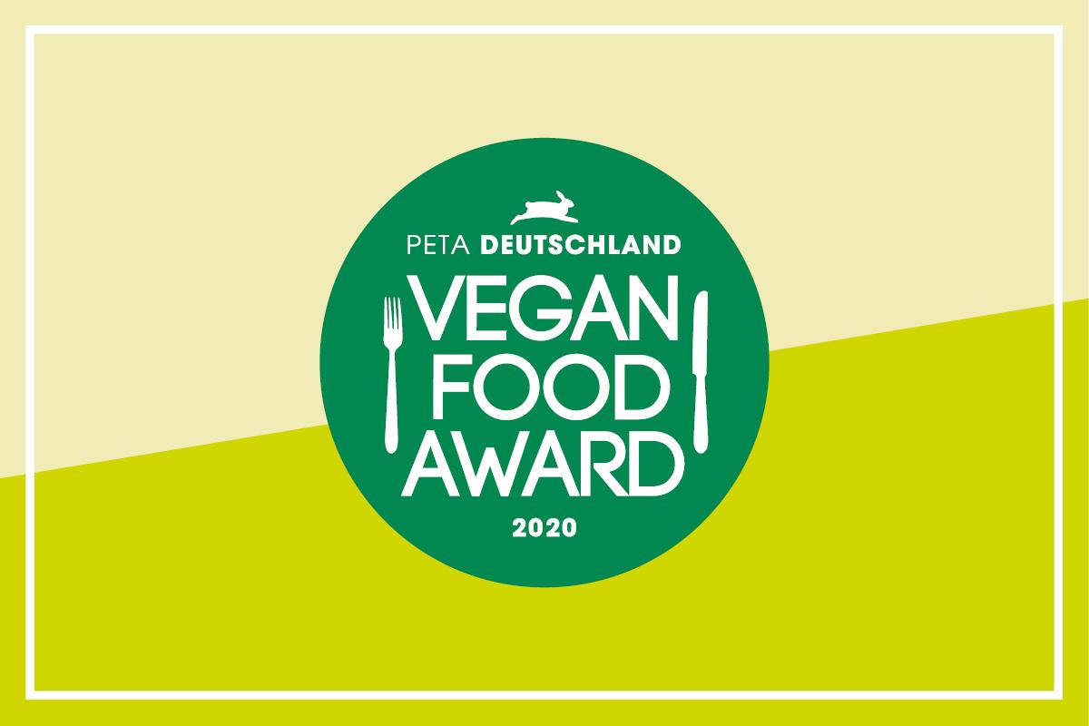 PETAs Vegan Food Award 2020: Das sind die Gewinner