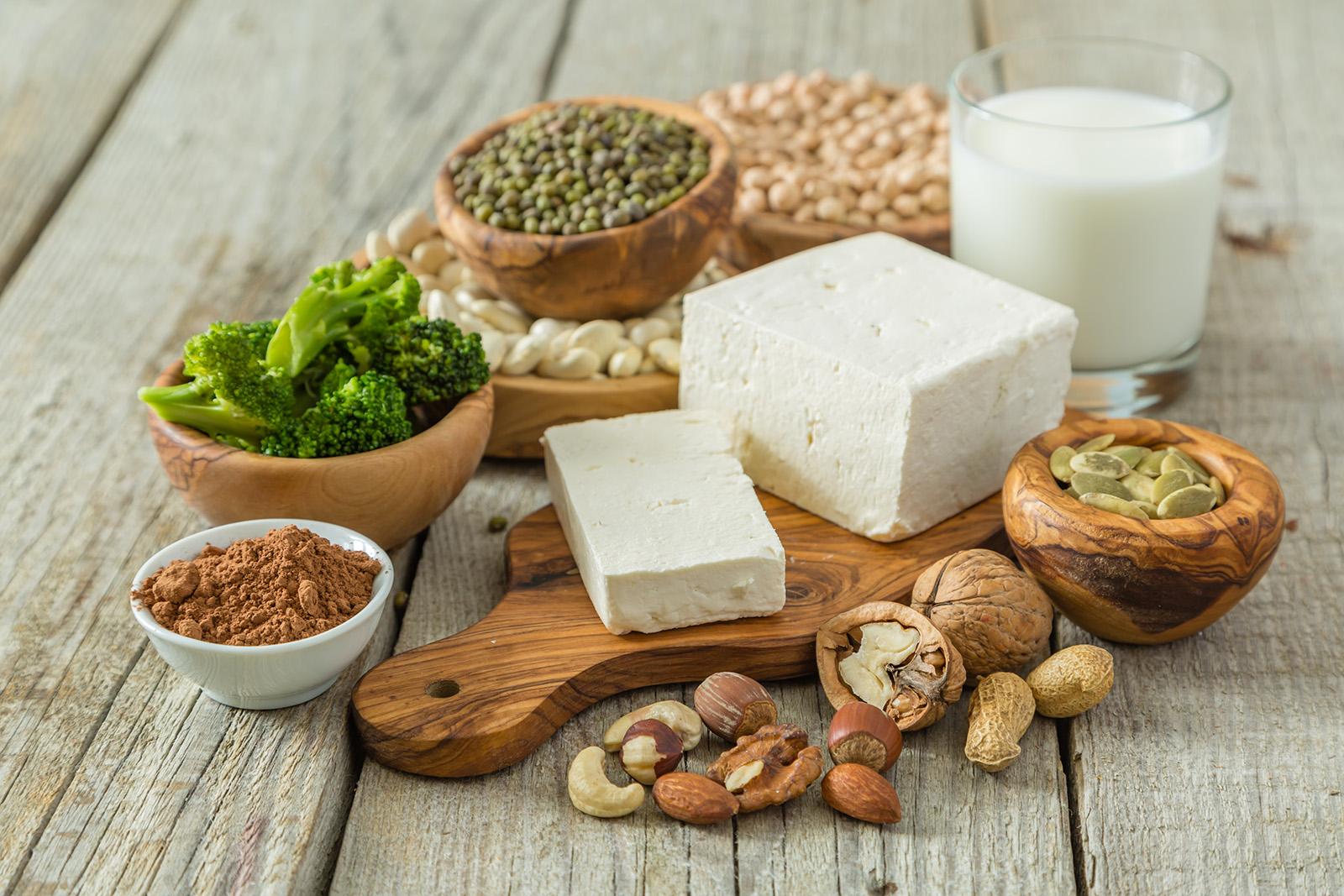 Vegane Proteine – alle Informationen zu pflanzlichem Eiweiß