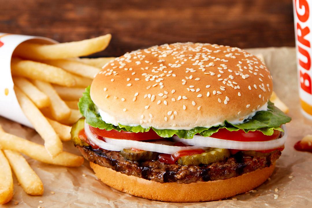 Rebel Whopper: Burger King bringt fleischfreien Burger auf den Markt