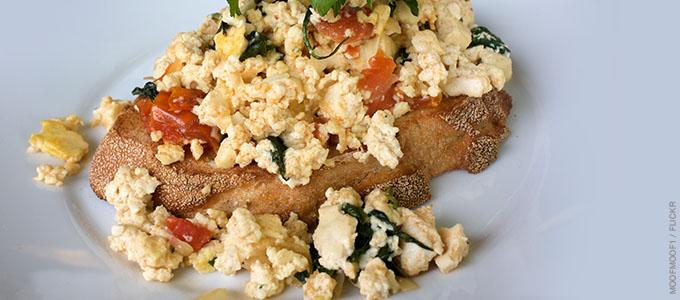 Kochen Und Backen Ohne Eier: Zehn Wichtige Rezepte
