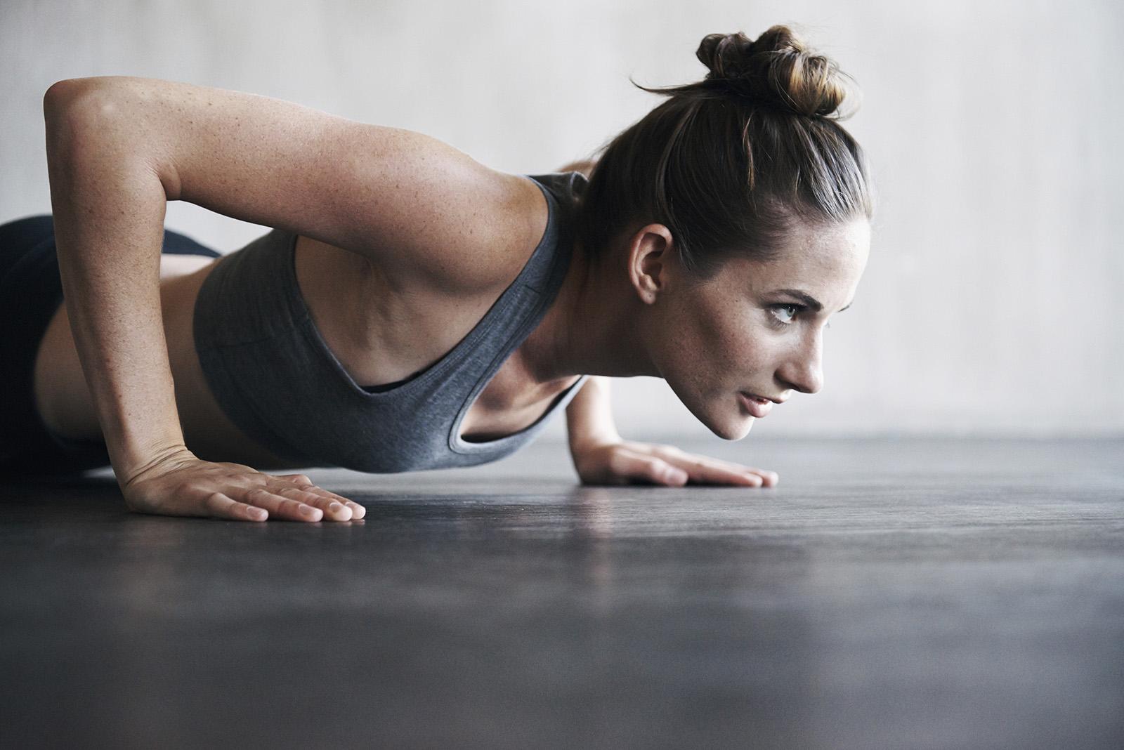 Sportlich fit mit Pflanzenpower