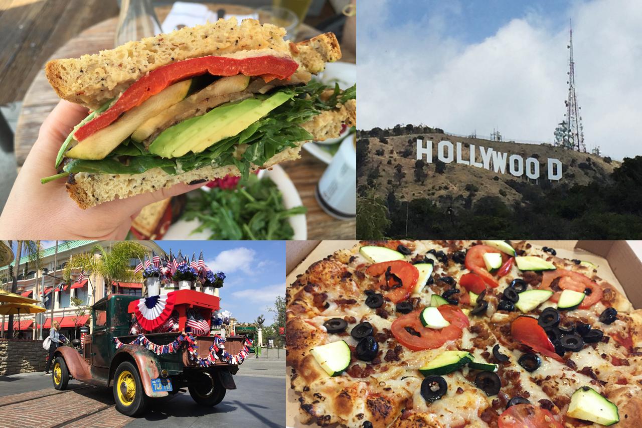 Vegan in Kalifornien: Los Angeles, Malibu und Palm Springs