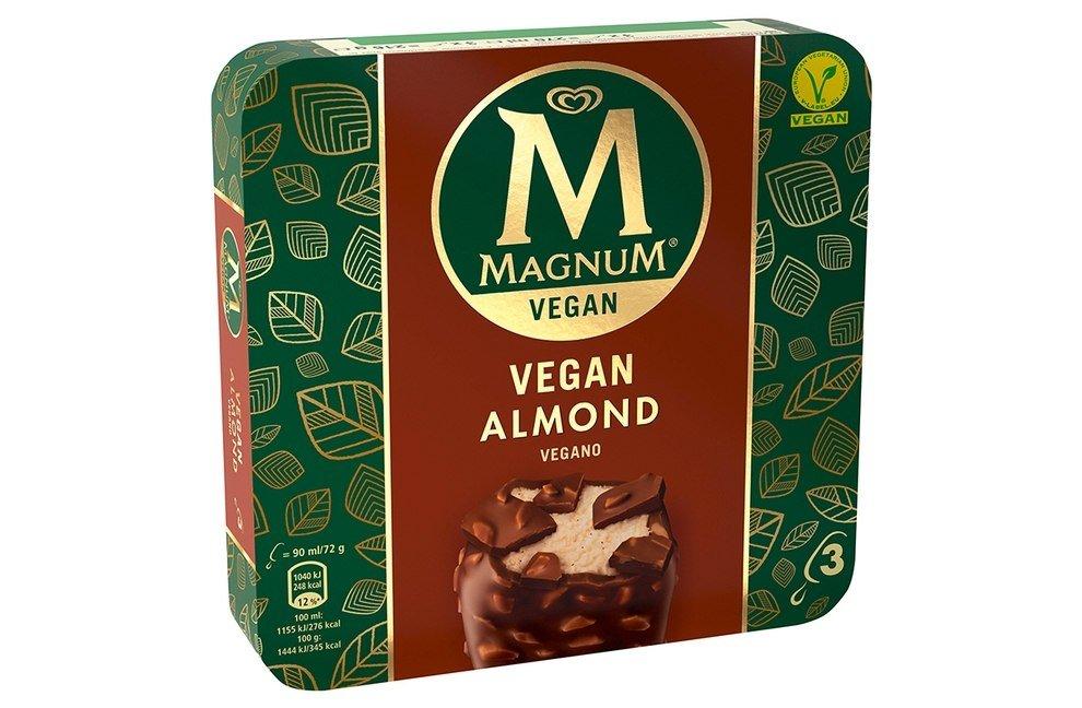 Magnum veganes Eis