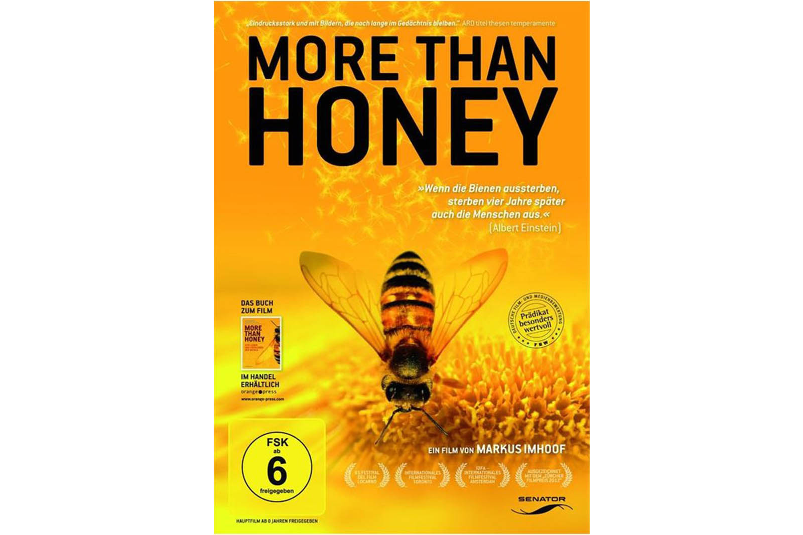 Vegane Weihnachtsgeschenke Film More Than Honey