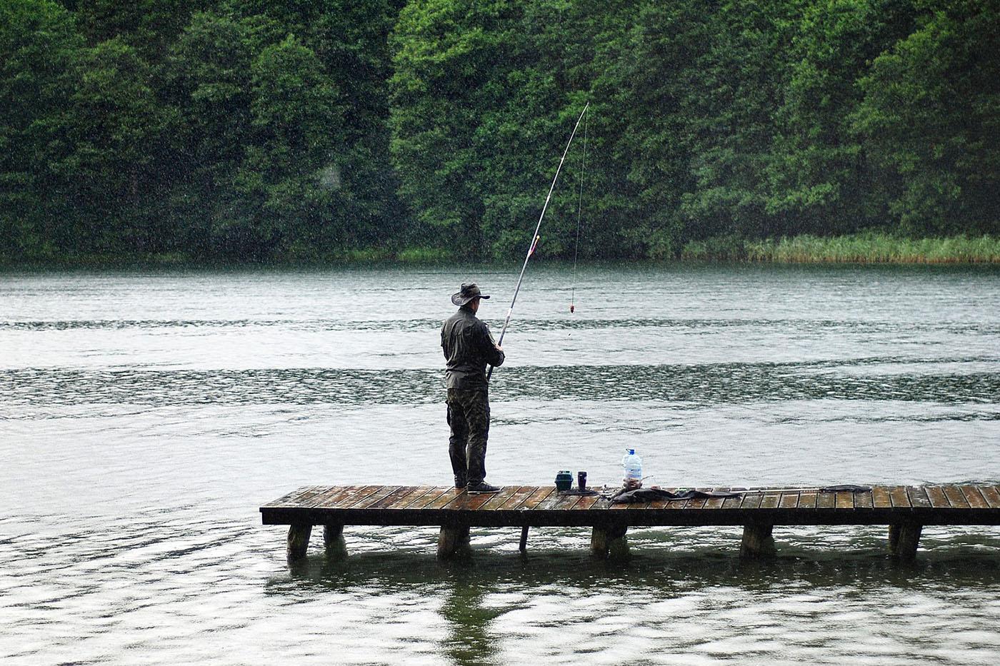 Angler in Sicht? Die besten Tipps, was Sie tun können