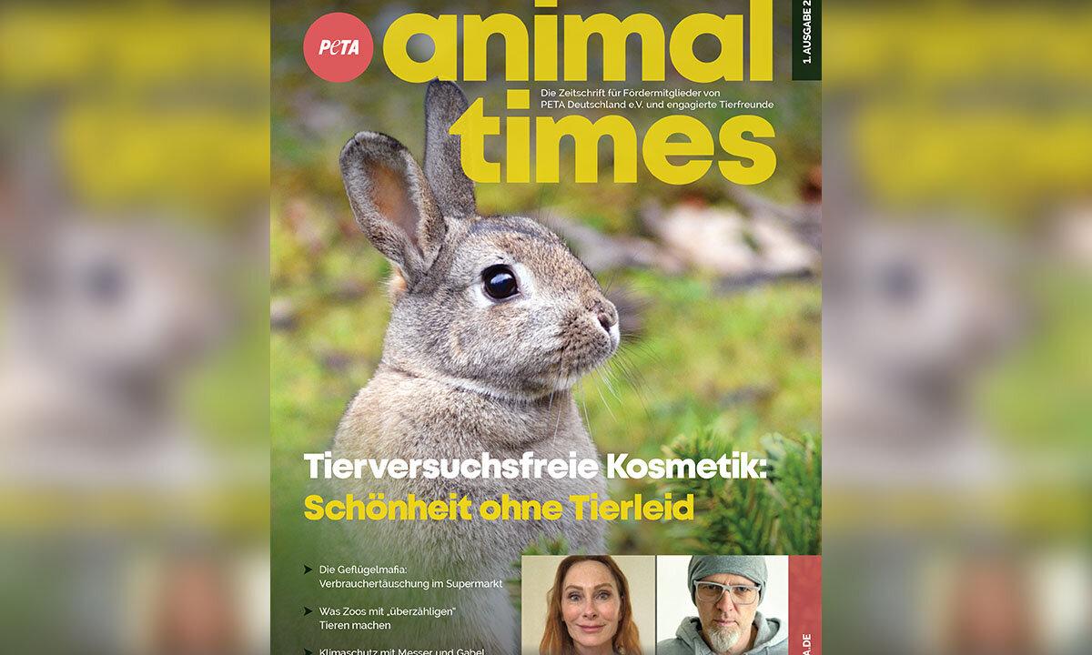 Vorschaubild Animal Times von PETA