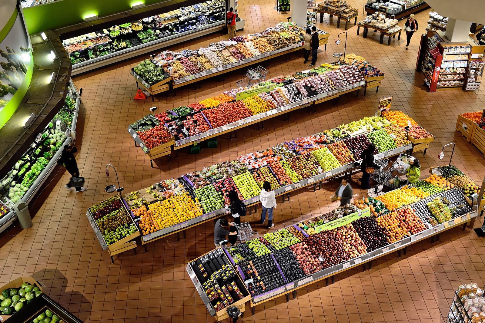 Vegan einkaufen: Hier können Sie vegane Lebensmittel kaufen