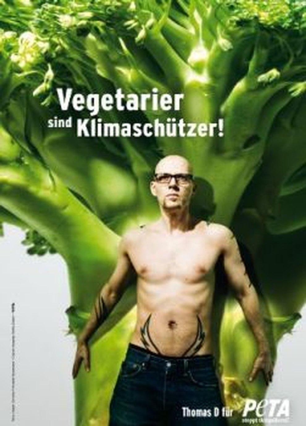 Vegetarier Umweltschädlich
