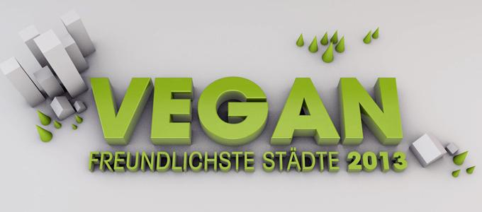 PETAs Top 10 der vegan-freundlichsten Städte Deutschlands 2013