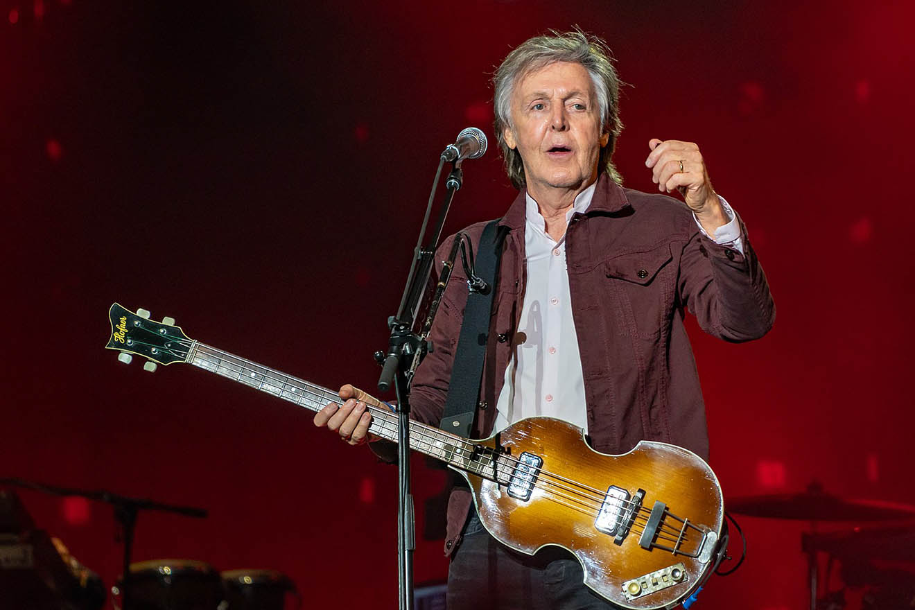 """10 Jahre danach: Paul McCartney über sein Video """"Wände aus Glas"""""""
