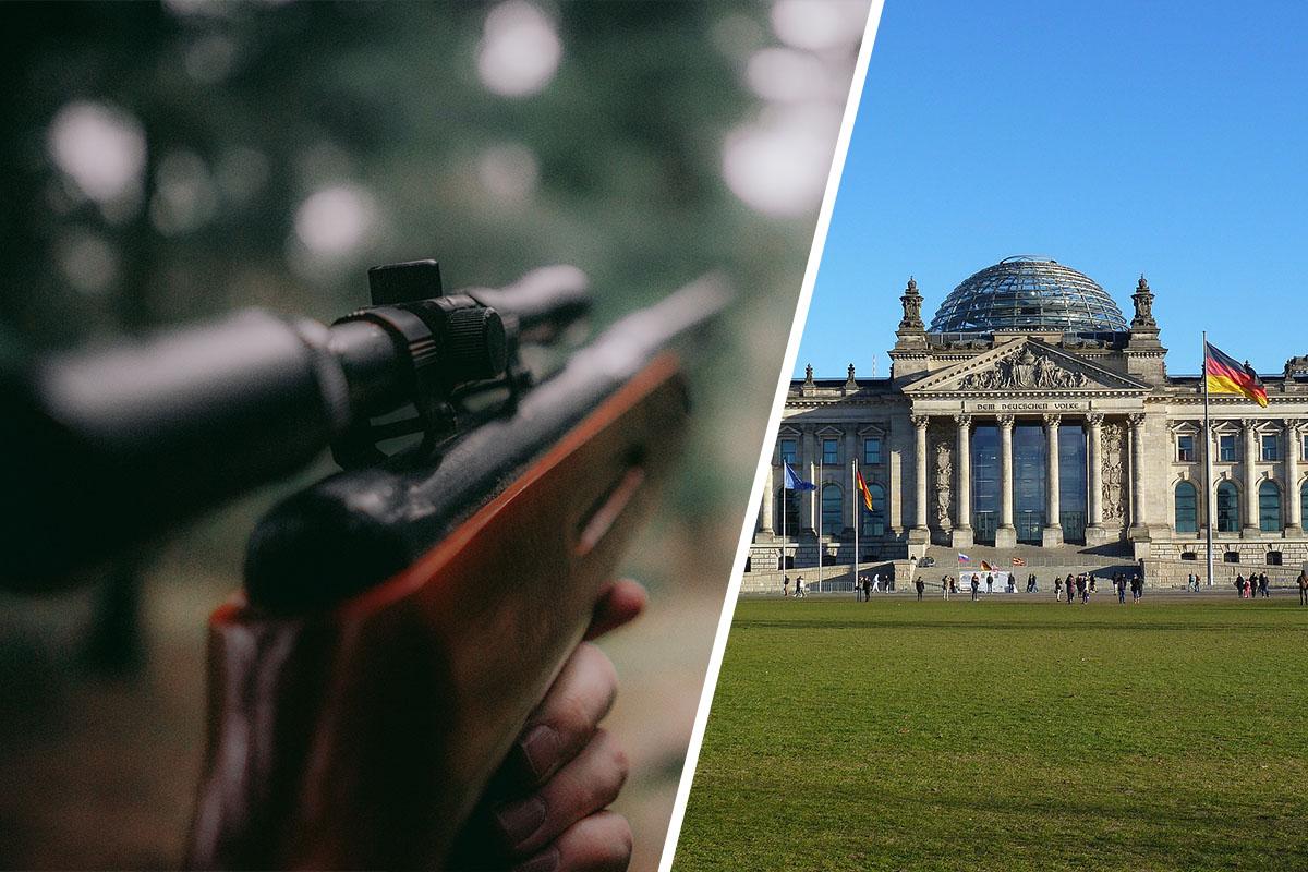 Politiker und Jagd: Hobbyjäger im Bundestag verhindern Tierschutz