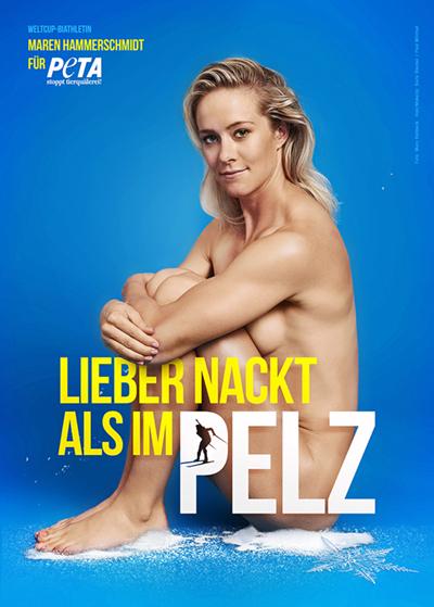 Maren Hammerschmidt Anzeige