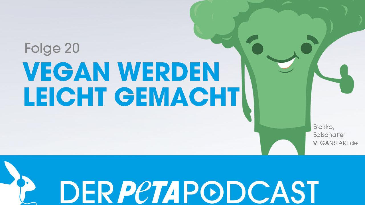 Motiv PETA Podcast Folge 20