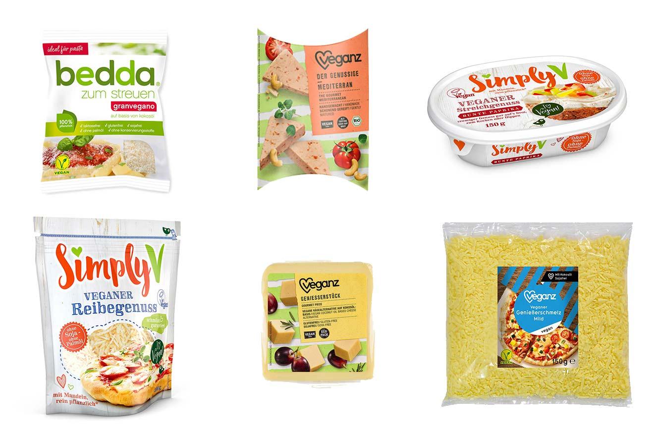 Veganer Käse: Die 20 besten pflanzlichen Käse-Alternativen