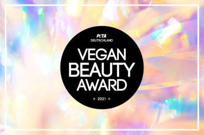Vegan Beauty Award Logo