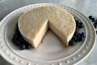 "New York Style ""Cheese"" Cake"