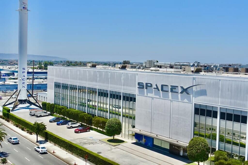 SpaceX Unternehmenszentrale